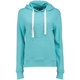 Real Madrid Since 1902 Hoodie - Light Blue - Womens