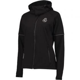 Real Madrid Softshell Jacket - Black - Womens