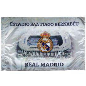 Real Madrid Stadium Flag - 150 x 150cm