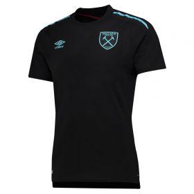 West Ham United Away Shirt 2017-18 - Kids with Lanzini 10 printing