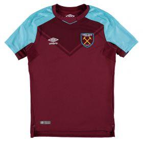 West Ham United Home Shirt 2017-18 - Kids with Arnautovic 7 printing