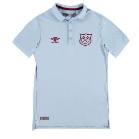 West Ham United Third Shirt 2017-18 - Kids with Evra 27 printing