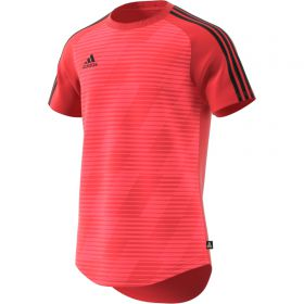 adidas Tango Gradient Training Top - Red