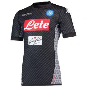 SSC Napoli Carbon Match Shirt 2017-18
