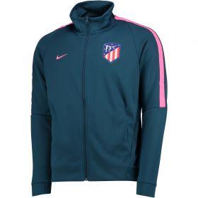 Atlético de Madrid Authentic Franchise Jacket - Blue