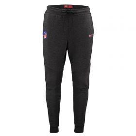 Atlético de Madrid Authentic Tech Fleece Pant - Black