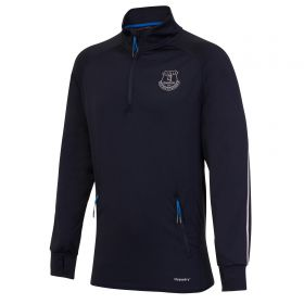 Everton Sport Funnel Neck Top - Navy/Reflective