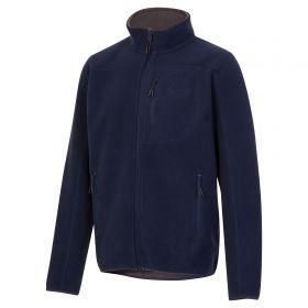 Everton Tonal Fleece Jacket - Navy