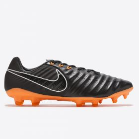 Nike Tiempo Legend 7 Pro Firm Ground Football Boots - Black