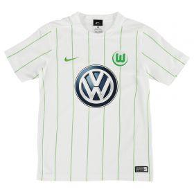 VfL Wolfsburg Event Shirt 2017-18 - Kids with Steffen 8 printing