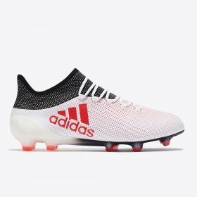 adidas X 17.1 Firm Ground Football Boots - Grey