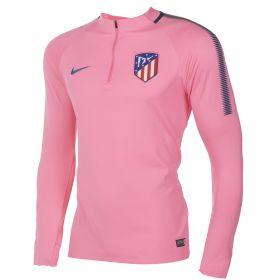 Atlético de Madrid Squad Drill Top - Pink