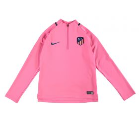 Atlético de Madrid Squad Drill Top - Pink - Kids