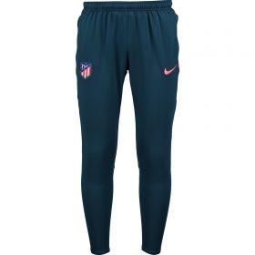 Atlético de Madrid Squad Training Pant - Blue