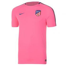 Atlético de Madrid Squad Training Top - Pink