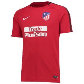 Atlético de Madrid Squad Training Top - Red