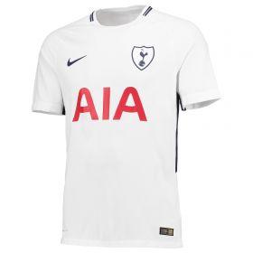 Tottenham Hotspur Home Vapor Match Shirt 2017-18 with Trippier 16 printing