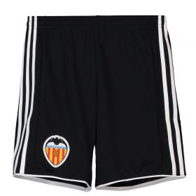 Valencia CF Home Short 2017-18 - Kids