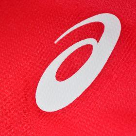 """Юбилейна тениска """"50 години номер 8"""" червен 3XL"""