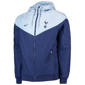 Tottenham Hotspur Authentic Windrunner - Blue