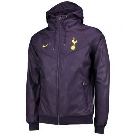 Tottenham Hotspur Authentic Windrunner - Purple