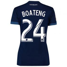 LA Galaxy Away Shirt 2017-18 - Womens with Boetang 24 printing