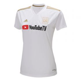Los Angeles FC Away Shirt 2018 - Womens with Harvey 2 printing