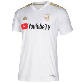 Los Angeles FC Away Shirt 2018 with Zimmerman 25 printing