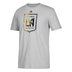 Los Angeles FC Smoke Out T-Shirt - Lt Grey