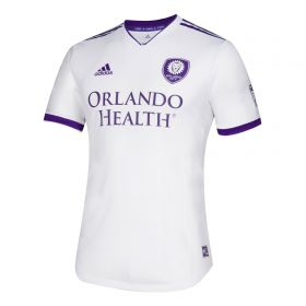 Orlando City SC Authentic Away Shirt 2018