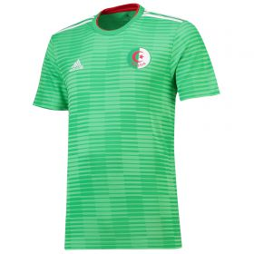 Algeria Away Shirt 2018 with Mahrez 7 printing