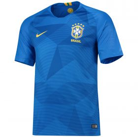 Brazil Away Stadium Shirt 2018