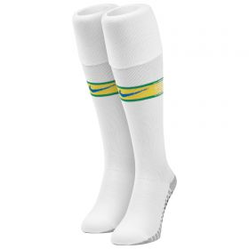 Brazil Home Stadium Socks 2018