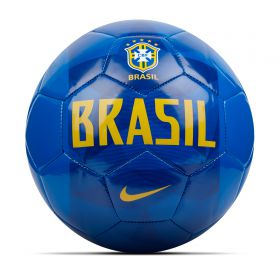 Brazil Supporters Football - Blue - Size 5