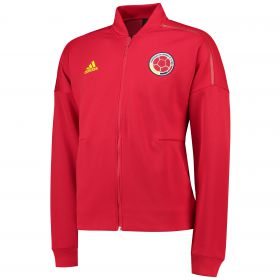 Colombia ZNE Knitted Anthem Jacket - Red