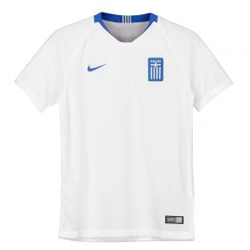 Greece Home Stadium Shirt 2018 - Kids