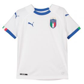 Italy Away Shirt 2018 - Kids