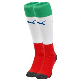 Italy Away Socks 2018 - Kids