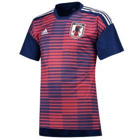 Japan Home Pre Match Shirt - Blue