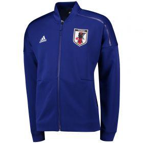 Japan ZNE Knitted Anthem Jacket - Blue