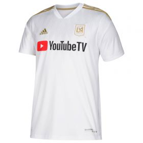 Los Angeles FC Away Shirt 2018 - Kids with Harvey 2 printing