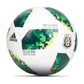 Mexico World Cup 2018 Football - Size 5 - White