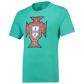 Portugal Evergreen Crest T-Shirt - Green
