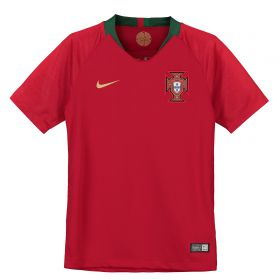 Portugal Home Stadium Shirt 2018 - Kids