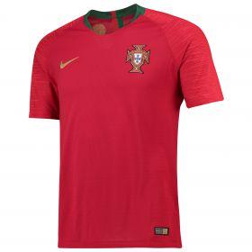 Portugal Home Vapor Match Shirt 2018