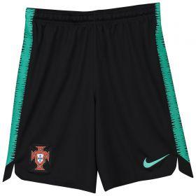 Portugal Squad Training Shorts - Black