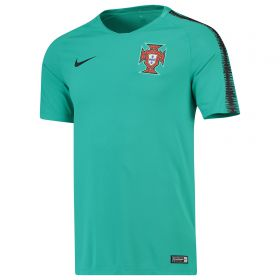 Portugal Squad Training Top - Green