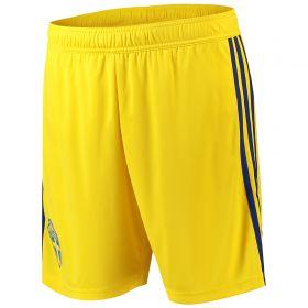 Sweden Away Shorts 2018