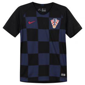 Croatia Away Stadium Shirt 2018 - Kids