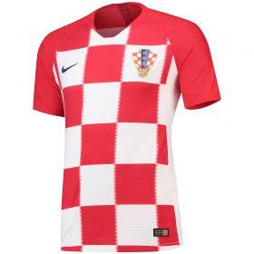Croatia Home Vapor Match Shirt 2018